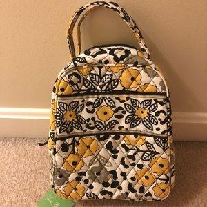 Back to school! Vera Bradley Lunchbox !!